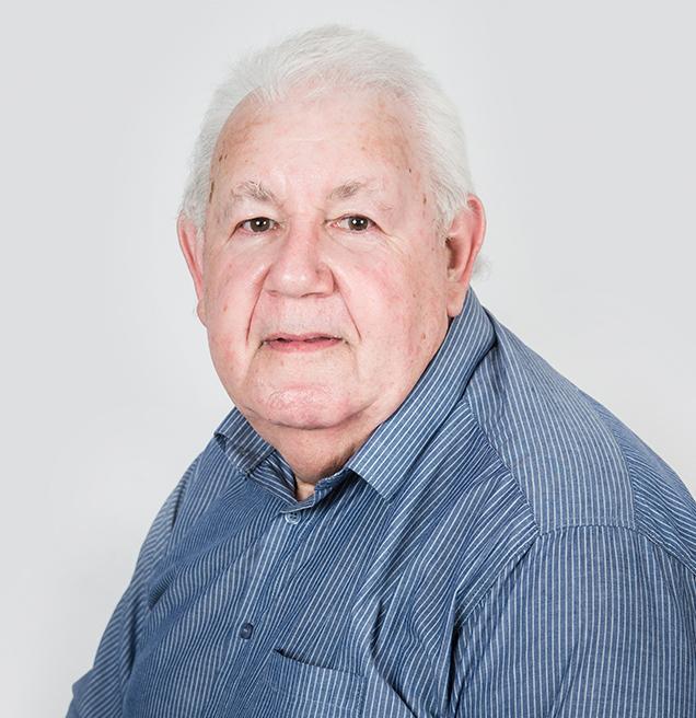 Photo of Bill Halkett